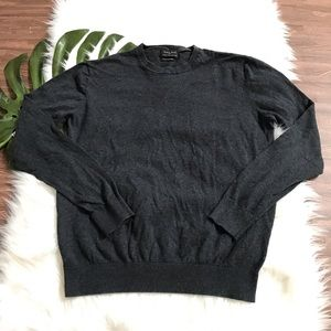 Zara Man Cotton Cashmere Sweater